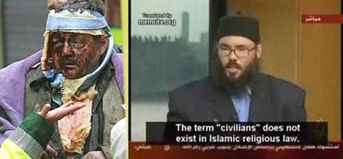 Civilians islam